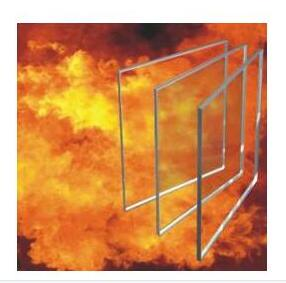 Fire-Proof Glass